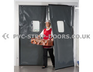 K750 Insulated Energy Door