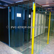 200x2mm Anti Static PVC Strip Curtain