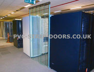 300x3mm Anti Static PVC Curtain