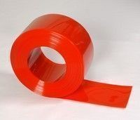 Opaque Red PVC Rolls