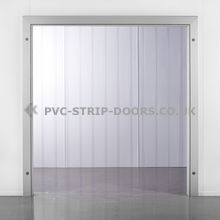 Fixed Size PVC Strip Curtains