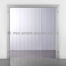 200 x 4mm PVC Strip Curtain
