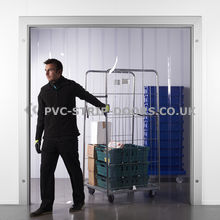 Cold Store PVC Door Strips