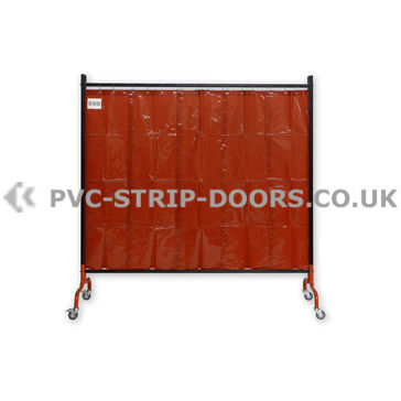 Welding Curtain With Frame (Defender 400 6.4ft x 6.3ft )