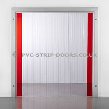 Freezer Spec Ribbed PVC Curtains 200 x 2mm