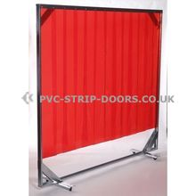 view product mobile welding screens