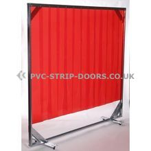 Red Mobile/Welding Screens