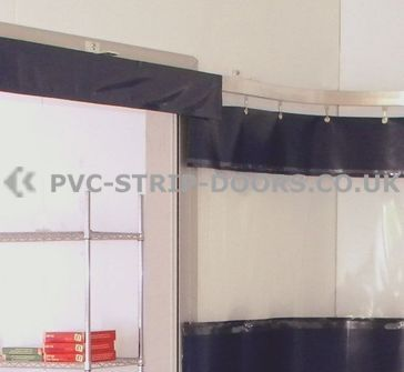 Sliding Workshop Divider / Dust Screens