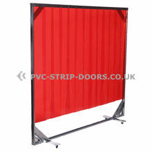 Welding Screens & Curtains