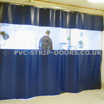 Workshop Dividers / Dust Screens