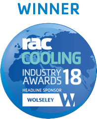 RAC Cooling Awards Logo